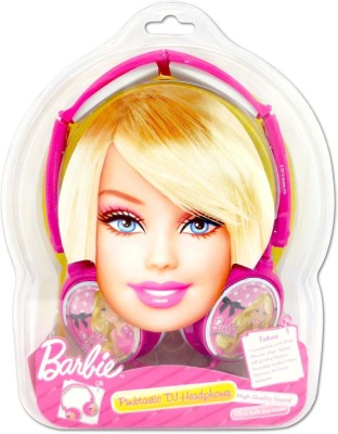 Barbie ZVBR-1500 DJ On Ear Headphones