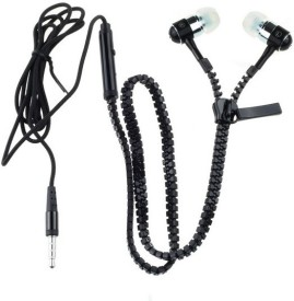 Paracops-Zipper-In-Ear-Headset