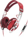 Sennheiser Momentum On-the-ear Headphone - Red