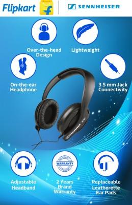 Sennheiser HD-202 II Headphones