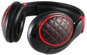 Yongle YL-EP11 Superb Quality 3.5 Mm On-ear Headphones Headband Wired Headphones (Black&Red, On The Ear)