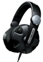 Sennheiser HD 215 Wired Headphones Black, Over-the-ear