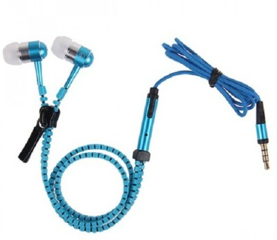 rich vogue 9999 no Wired Headphones (Black, Blue, In the Ear)