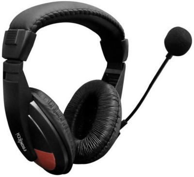 Frontech-3442-On-the-ear-Wired-Headphones