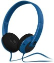 Skullcandy S5URFZ-101 On-the-ear Wired Headphones (Blue, Black, On The Ear)