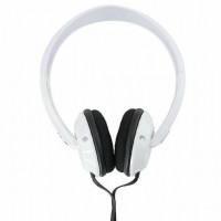 Skullcandy S5URDZ-074 On-the-ear Wired Headphones (White, Black, On The Ear)