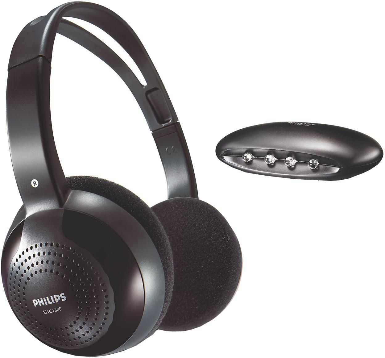 Philips SHC1300 Wireless Headphones Price In India