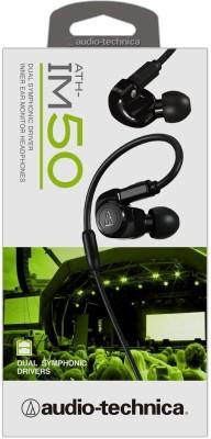 Audio Technica ATH-IM50 In the Ear Headphone