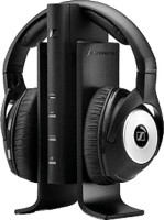 Sennheiser RS 170 Wireless Headphones Black, Over-the-ear