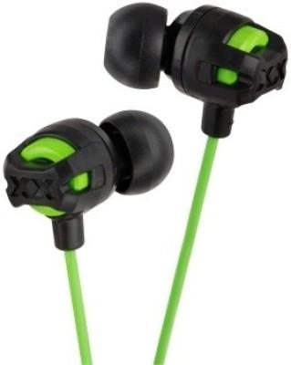 JVC HA-FX101-G Xtreme Xplosives Series In-the-ear Headphone