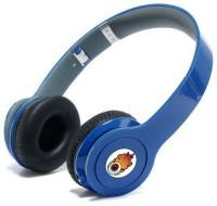 ACID EYE High Quality BH-460 Wireless Headphone Stereo Dynamic Headphone Wireless Bluetooth Headphones (Blue, Over The Ear)