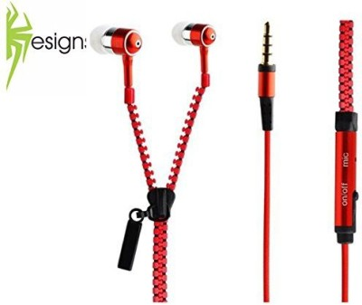 Spider Designs SD-55 Zip Bass Bomb Headset