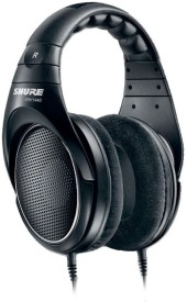 Shure SRH1440 Over the Ear Headphones