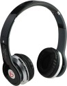 SOODO BEATZ Solo S450 With Fm And Memory Card Slot (TST) Stereo Dynamic Wired & Wireless Bluetooth Headphones (Black, Over The Ear)