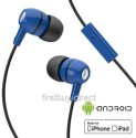 SKULLCANDY X2SPFY-839 WITH MIC STEREO HEADPHONE Wired Headphones (BLUE, BLACK, In The Ear)
