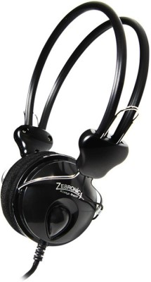 Zebronics Pleasant Stereo Wired Headphones