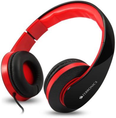 Zebronics Rockstar Stereo Wired Headphones