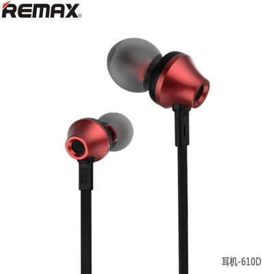 REMAX 610D In Ear Headphones