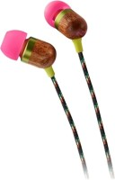 House Of Marley EM-JE000-LI Jammin Collections Smile Jamaica In-the-ear Headphone: Headphone