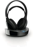 Philips Shd8600 Wireless Headphone Wireless Headphones (Black, On The Ear)