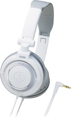 Audio Technica ATH SJ55 Headphones