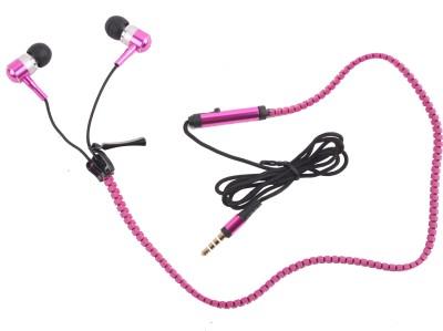 Hexadisk Zipperst-003 Zipper Headphone Wired Headphones