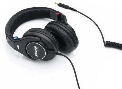 Shure SRH840 Over Ear Headphone