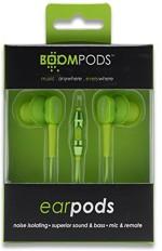 Boompods Earpods GRN