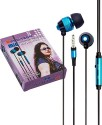 Mpro-Tech Mi6 Metal Noise Cancelling Stereo Deep Bass Headphone With Mic Wired Gaming Headset (Blue)