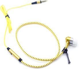 Wellcare Zipper Handfree For Xolo Q700i Wired Headset