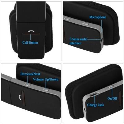 Envent BoomBud Stereo Dual Pairing Bluetooth Headphone Wireless bluetooth Headphones