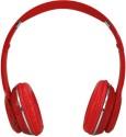 Mesta S460 Wireless Wired & Wireless Bluetooth Headset (Red)