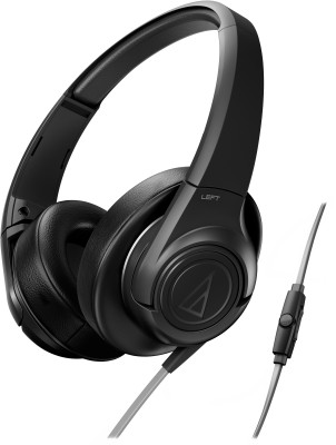 Audio-Technica ATH-AX3IS SonicFuel Over-Ear Headset