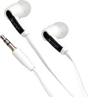 VJOY EP-11 WIRED Wired Headphones (White, In The Ear)