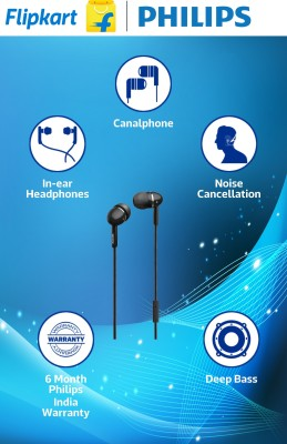 Philips SHE 1455 Wired Headset