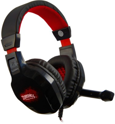 Zebronics Metal Head Over the Ear Headset