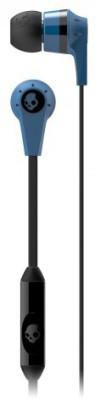 Skullcandy S2IKDY-101 Ink'd Headset (Blue & Black)