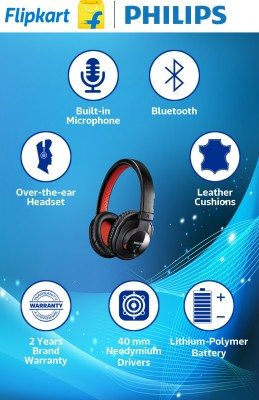 Philips SHB7000 Bluetooth Stereo Headset