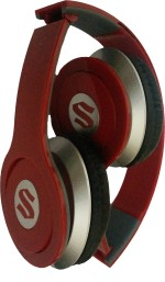 Silco Foldable HD Headphones for Mobile & PC