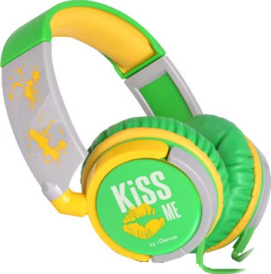 iDance Kiss Me Over the Ear Headset