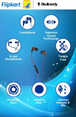 Skullcandy S2IKDY-010 Ink'd Headset
