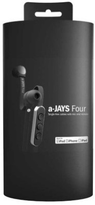 A-Jays Four In the Ear Headset