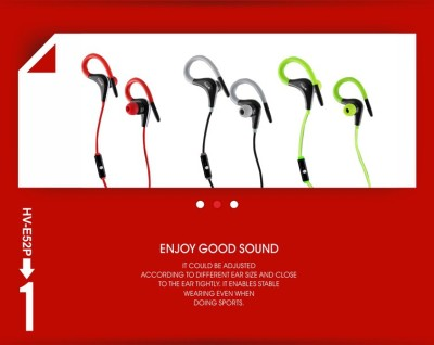 Havit Sports Earphone Wired Headset