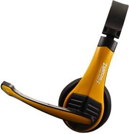 Zebronics Bolt On Ear Headset