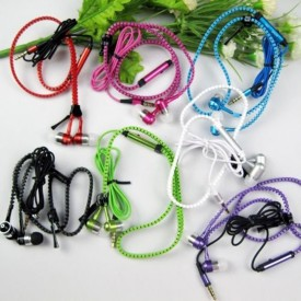 Wellcare Zipper Handfree For Xolo Q700 Wired Headset