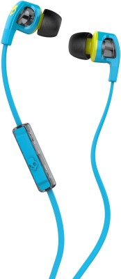 Skullcandy S2PGFY-327 Smokin' Buds 2 with Mic1 Stereo Wired Headset