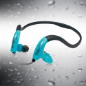 Amkette Pulse S8 Wired Headset (Blue)
