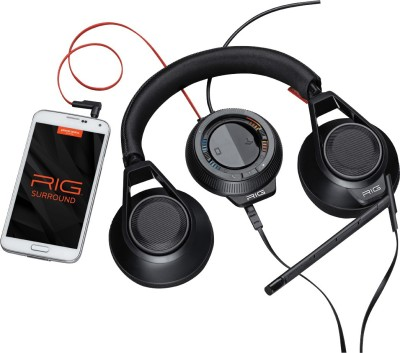 Plantronics 89989-21 RIG Stereo Gaming Headset
