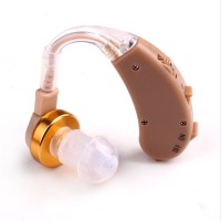 Axon Sound Enhancement Bte V-168 In The Ear Hearing Aid (Beige)