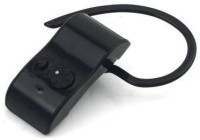 Emob A-155 Rechargeable Bte Sound Voice Amplifier Bluetooth Looks In The Ear Hearing Aid (Black)